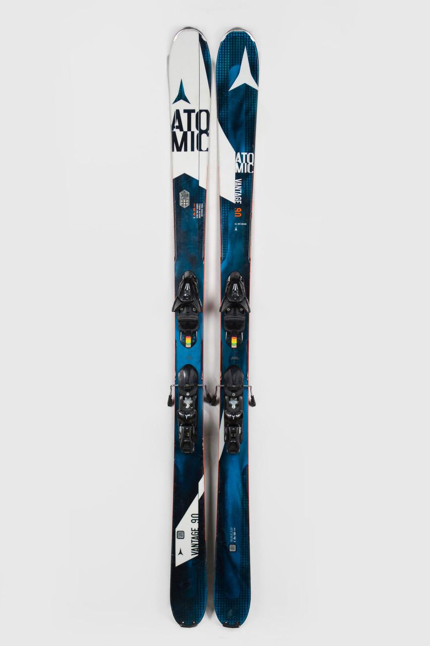 Гірські лижі Atomic Vantage 90 184 Blue Б/У