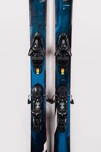 Гірські лижі Atomic Vantage 90 184 Blue Б/У, фото 3