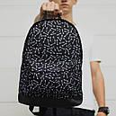 Рюкзак черный модель Bone, фото 3