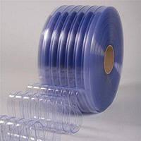 ПВХ лента  - хладостойкая ребристая 200х2