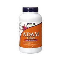 Витамины для мужчин NOW Adam (180 caps)