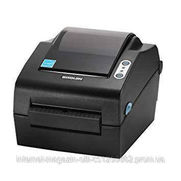 Принтер для печати этикеток и штрих-кодов Bixolon SLP-DX420