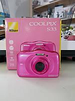 Фотоаппарат Nikon Coolpix S33, фото 1