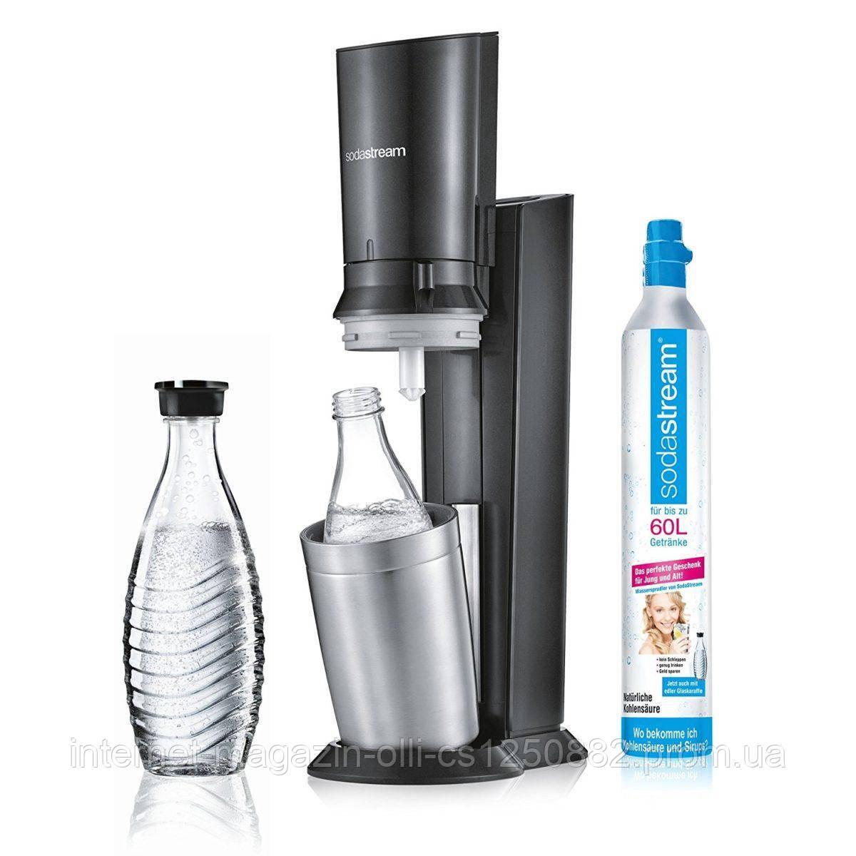 Газификатор воды Sodastream Crystal