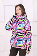 Лыжная женская куртка DL&AM Польша S,M,L,XL,XXL