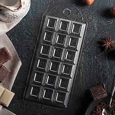 Форми пластикові для шоколаду та цукерок