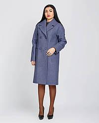 Пальто женское демисезонное  1310-18, 48-52