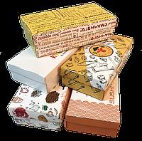 Брендированная коробка для СУШИ (10*20*5 см)