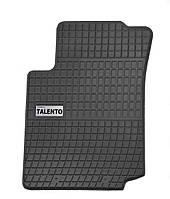 Резиновые коврики FIAT TALENTO 3S 2016-  с логотипом