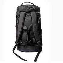Сумка-рюкзак Epic Dynamik Gearbag 60 Black, фото 2