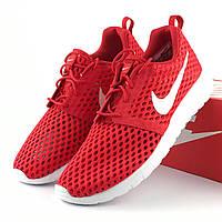 Легкие дышащие кроссовки Nike Roshe One Flightр 40, спортивная женская обувь