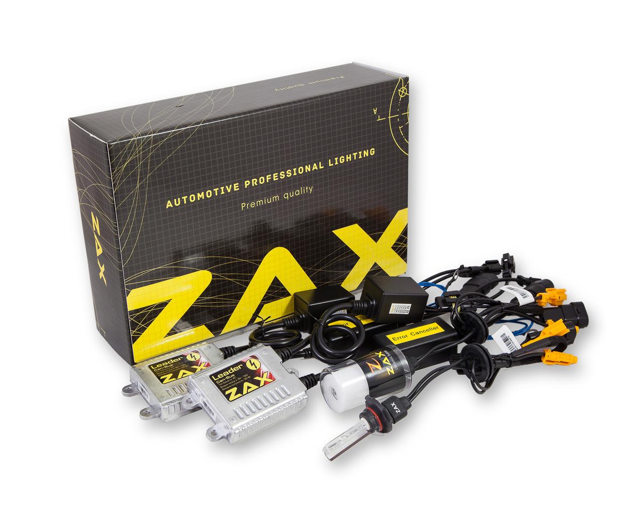 Комплект ксенона ZAX Leader Can-Bus 35W 9-16V HB3 (9005) Ceramic 8000K