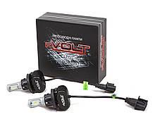 Светодиодные LED лампы rVolt RR01 H13 4000Lm