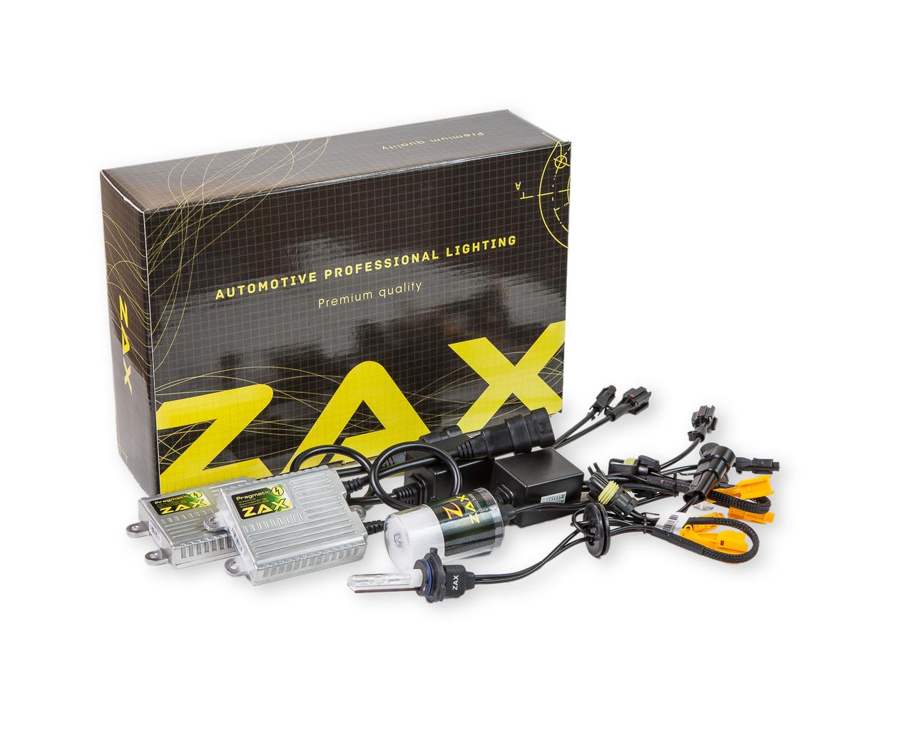 Комплект ксенона ZAX Pragmatic 35W 9-16V HB4 (9006) Ceramic 4300K