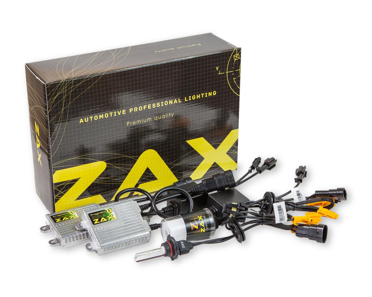 Комплект ксенона ZAX Pragmatic 35W 9-16V HB3 (9005) Ceramic 5000K