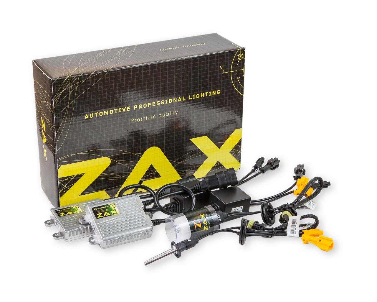 Комплект ксенона ZAX Pragmatic 35W 9-16V H1 Ceramic 4300K