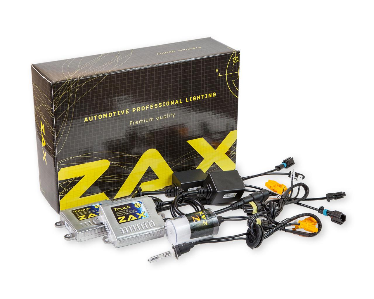 Комплект ксенона ZAX Truck 35W 9-32V H3 Ceramic 5000K