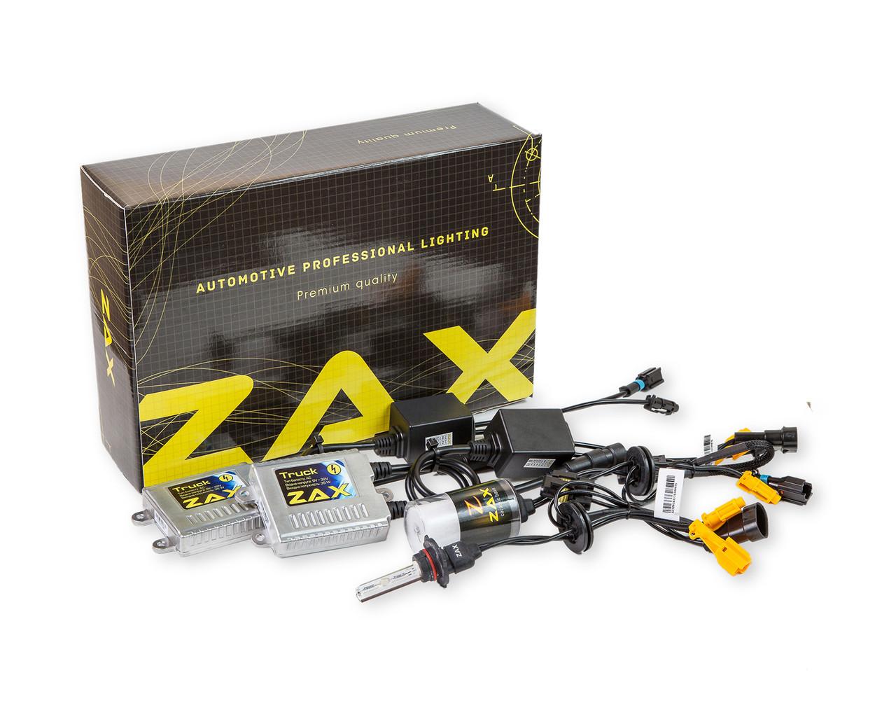 Комплект ксенона ZAX Truck 35W 9-32V HB3 (9005) Ceramic 6000K