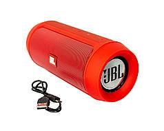 Портативная колонка JBL Charge 2+ на 6000 mAh Красная (1555)