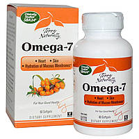 Витамины для  кожи Омега-7 EuroPharma   60 капсул