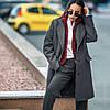 Женское демисезонное пальто на подкладке S, M, L, XL, фото 8