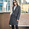 Женское демисезонное пальто на подкладке S, M, L, XL, фото 10
