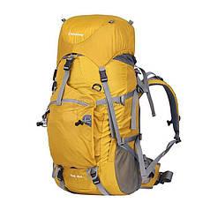 Рюкзак KingCamp Peak 45+5 Yellow (KB3250 Yellow)