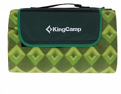 Коврик KingCamp picnic blanket Зеленый (KG4701 Green)