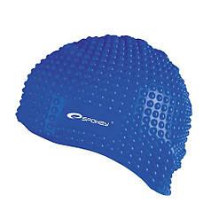 Шапочка для плавания Spokey Belbin Blue (84127)