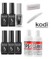 Стартовый набор Kodi Professional для покрытия гель-лаком без лампы