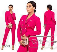 Элегантный брючный костюм в расцветках 553 (2992)