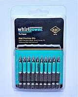 Набір біт Whirlpower (ОРИГИНАЛ) PZ*1*50 10 шт