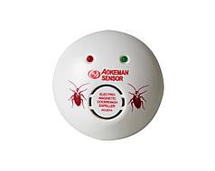 Электромагнитный отпугиватель тараканов Pest Reject Electro-magnetic Cockroach Expeller AO-201A Белый (2211)