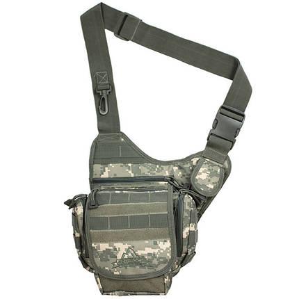 Сумка тактическая Red Rock Nomad Sling (Army Combat Uniform), фото 2