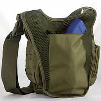 Сумка тактическая Red Rock Nomad Sling (Army Combat Uniform), фото 3