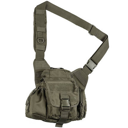 Сумка тактическая Red Rock Hipster Sling (Olive Drab), фото 2
