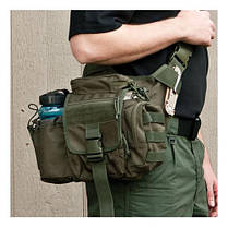 Сумка тактическая Red Rock Hipster Sling (Army Combat Uniform), фото 3