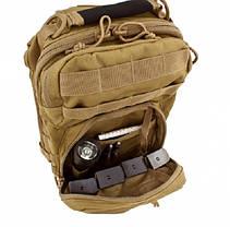Рюкзак тактический Red Rock Rover Sling (Coyote), фото 3