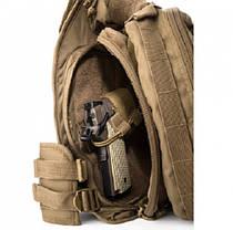 Рюкзак тактический Red Rock Recon Sling (Olive Drab), фото 3