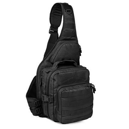 Рюкзак тактический Red Rock Recon Sling (Black), фото 2
