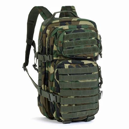 Рюкзак тактический Red Rock Assault 28 (Standard Woodland), фото 2