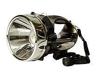 Фонарь-прожектор Yajia YJ 2805 1 LED Gold (2432)