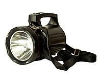 Фонарь-прожектор Bailong BL 5000 Черный (2425)