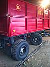 Прицеп тракторный 2ПТС-4 для перевозки грузов, фото 3