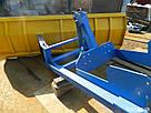 Усиленная лопата  снегоуборочная к трактору Т 150, ХТЗ, фото 6