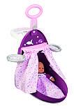 Игровой набор Smoby Toys Baby Nurse Прованс раскладной чемодан 3 в 1 с аксессуарами (220346), фото 3