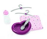 Игровой набор Smoby Toys Baby Nurse Прованс раскладной чемодан 3 в 1 с аксессуарами (220346), фото 6