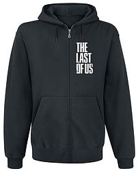 Толстовка с молнией The Last Of Us