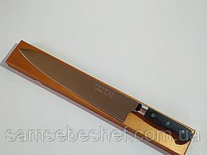 Японский кухонный шеф нож Гюйто 30 см Guanshi Gyuto ASK-11108