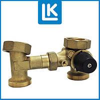 3-ходовой смесительный клапан LK 850 ThermoMix Н